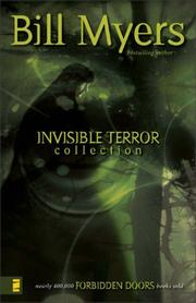 Cover of: Invisible Terror Collection (Forbidden Doors) | Bill Myers