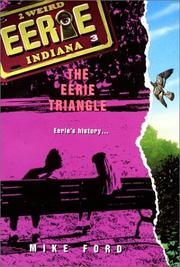 Cover of: Eerie Triangle (Eerie, Indiana) | Mike Ford