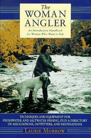 Cover of: The Woman Angler | Laurie Morrow