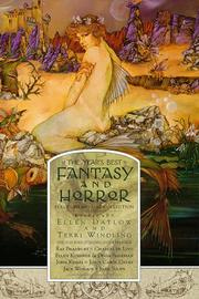The Year's Best Fantasy and Horror - Eleventh Annual Collection