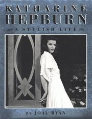 Cover of: Katharine Hepburn | Joal Ryan