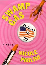 Cover of: Swamp gas by Nicole Paolini
