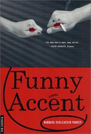 Cover of: Funny Accent | Barbara Shulgasser-Parker