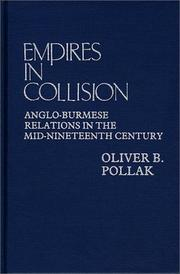 Cover of: Empires in Collision | Oliver B. Pollak