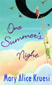 Cover of: One Summer's Night | Mary Alice Kruesi