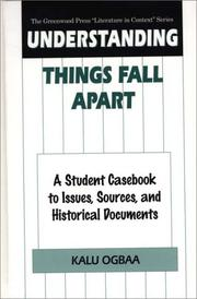Cover of: Understanding Things fall apart by Kalu Ogbaa