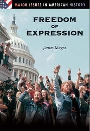 Cover of: Freedom of expression by James J. Magee
