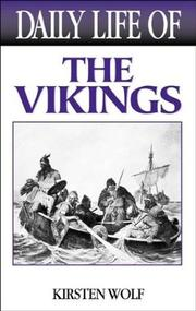 Cover of: Daily Life of the Vikings | Kirsten Wolf