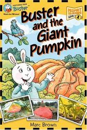 Buster and the giant pumpkin