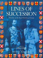 Cover of: Lines of Succession Handbook by Michael Maclagan