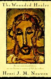 Cover of: The Wounded Healer | Henri Nouwen