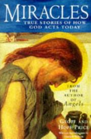 Cover of: Miracles and Stories of God's Acts Today | Hope Price