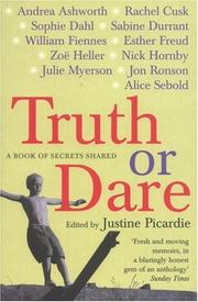 Cover of: Truth or Dare by Justine Picardie
