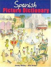 Cover of: Macmillan Spanish Picture Dictionary by Jeremy Munday