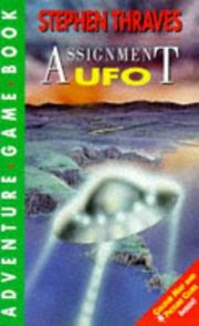 Cover of: Assignment UFO | Stephen Thraves