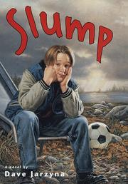 Cover of: Slump | Dave Jarzyna