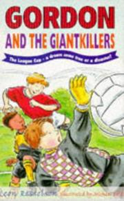 Cover of: Gordon and the Giant Killers by Leon Rosselson