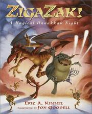 Cover of: Zigazak! | Eric A. Kimmel
