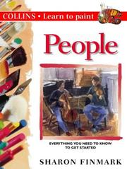 Cover of: Learn to Paint People | Sharon Finmark