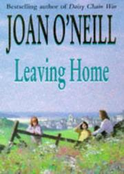Cover of: Leaving Home by Oneill