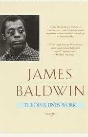 Cover of: The Devil Finds Work by James Baldwin