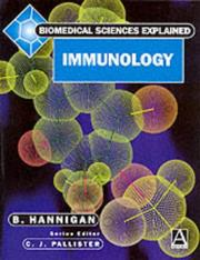 Cover of: Immunology | B. M. Hannigan