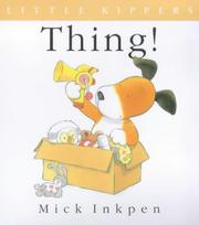 Cover of: Thing (Little Kippers) | Mick Inkpen