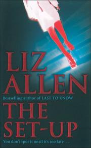 Cover of: The Set Up | Liz Allen
