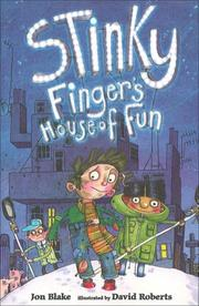 Cover of: Stinky Finger's House of Fun | Jon Blake