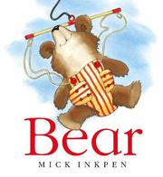 Cover of: Bear | Mick Inkpen