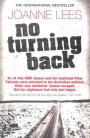 Cover of: No Turning Back by Joanne Lees