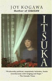 Cover of: Itsuka by Joy Kogawa