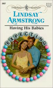 Cover of: Having His Babies (Expecting) | Lindsay Armstrong