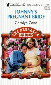 Johnny's Pregnant Bride (The Brubaker Brides)