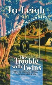Cover of: The trouble with twins | Jo Leigh
