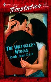 Cover of: Wrangler's Woman (Gone to Texas!) | Ruth Jean Dale