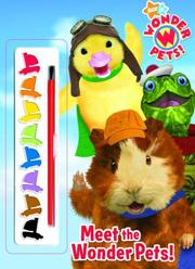 Cover of: Meet the Wonder Pets! (Paint Box Book) by Golden Books