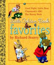 Cover of: Little Golden Book Favorites by Richard Scarry | Golden Books
