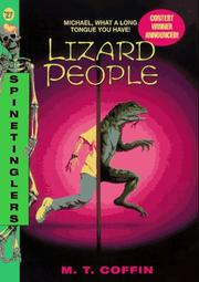 Cover of: Lizard People (Spinetingler) by M. T. Coffin