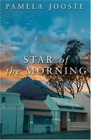 Cover of: Star of the Morning by Pamela Jooste
