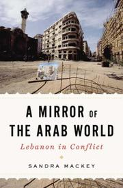 Cover of: Mirror of the Arab World | Sandra Mackey