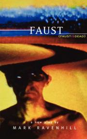 Cover of: Faust by MARK RAVENHILL