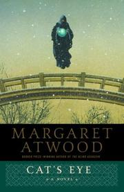 Cover of: Cat's eye | Margaret Atwood