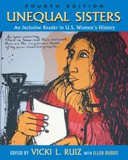 Cover of: Unequal Sisters by Vicki Ruiz