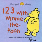 Cover of: 123 with Winnie-the-Pooh (Hunnypot Library) | A. A. Milne