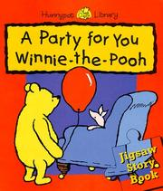 Cover of: A Party for You Winnie-the-Pooh (Hunnypot Library) | A. A. Milne