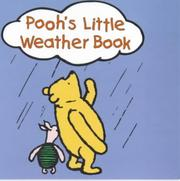 Cover of: Pooh's Little Weather Book (Hunnypot Library) | A. A. Milne