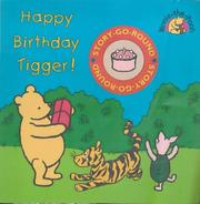 Cover of: Happy Birthday Tigger | A. A. Milne