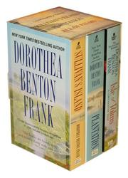 Cover of: Dorothea Benton Frank Box Set by Dorothea Benton Frank