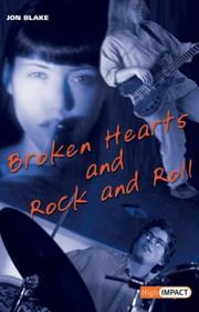 Cover of: Broken Hearts and Rock and Roll by Jon Blake